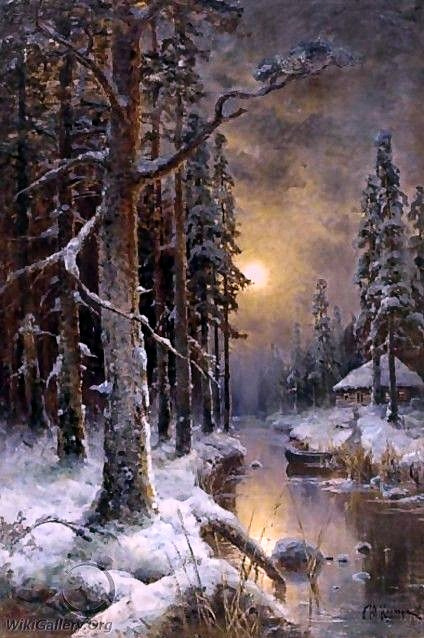 forest_winter